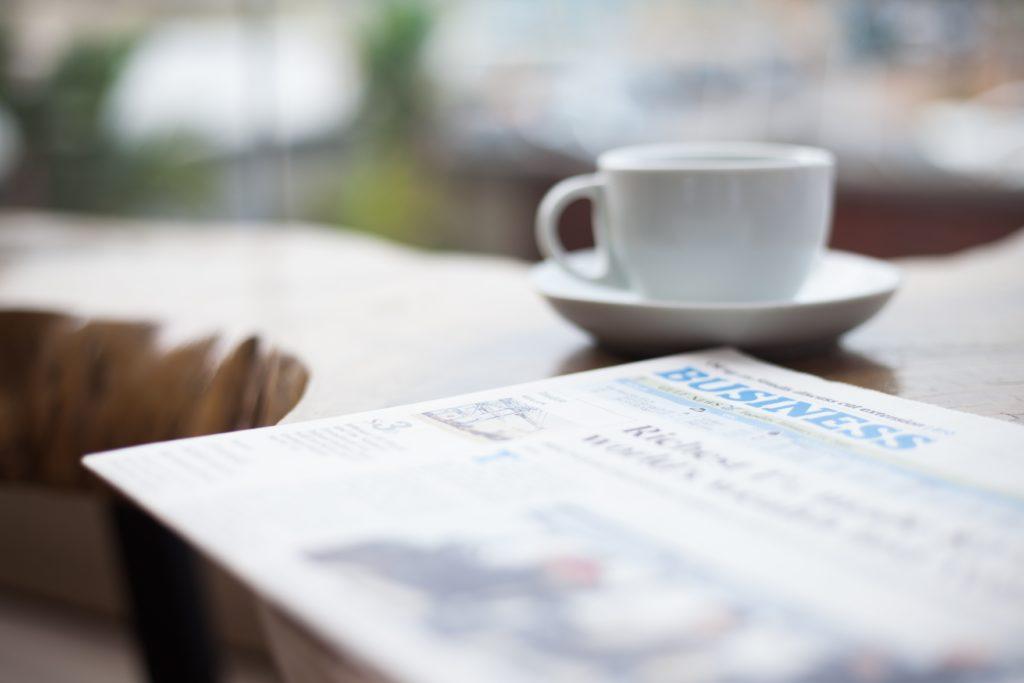 Redactionele aandacht voor Skysource in het Financieel Dagblad